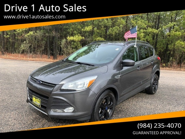 2015 Ford Escape in Wake Forest, NC