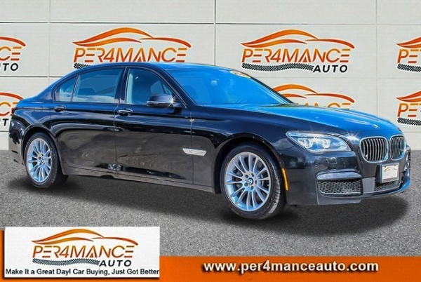 2015 BMW 7 Series in Hanover, MD