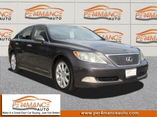 Used 2008 Lexus LS LS 460 For Sale In Hanover, MD