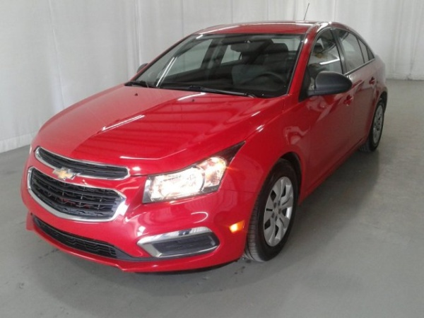2016 Chevrolet Cruze Limited in Greenville, SC