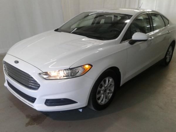 2015 Ford Fusion in Spartanburg, SC
