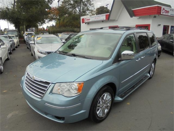 2010 Chrysler Town Country Limited For Sale In Raleigh Nc Truecar