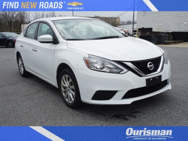 2018 Nissan Sentra in Baltimore, MD