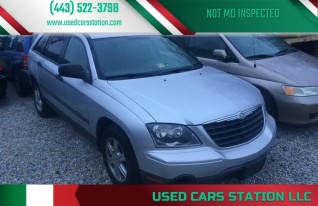 Used Chrysler Pacificas For Sale Truecar