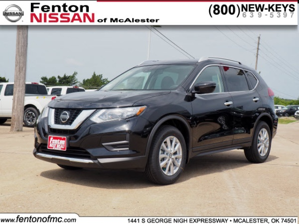 2019 Nissan Rogue in McAlester, OK