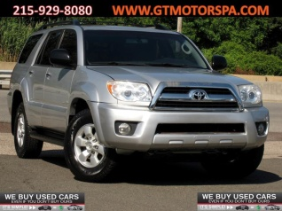 Lifted 4runner For Sale >> Used Toyota 4runners For Sale Truecar