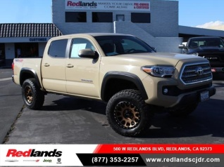 2017 Toyota Tacoma Trd Off Road Double Cab 5 Bed V6 4wd Automatic For