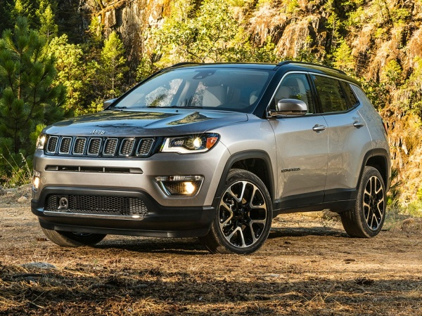 2019 Jeep Compass Latitude