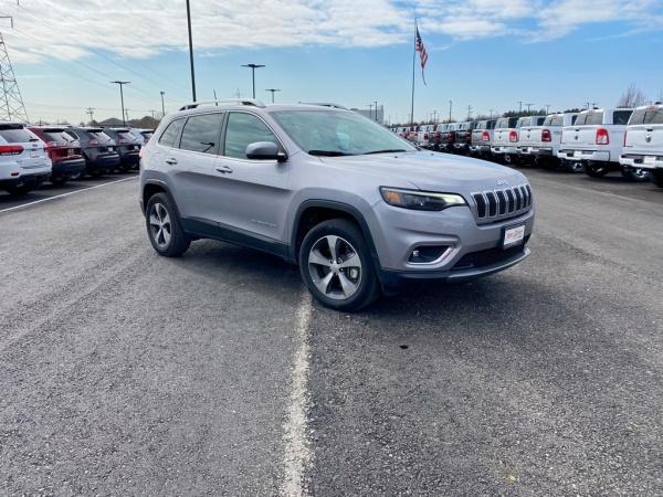 2019 Jeep Cherokee in Owasso, OK