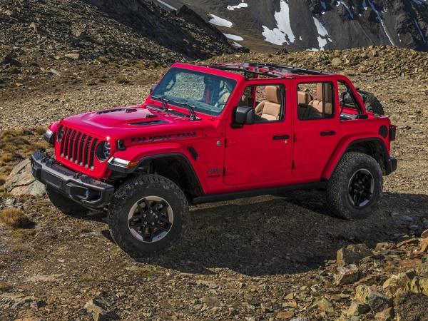 2020 Jeep Wrangler in Owasso, OK