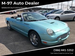 2002 Ford Thunderbird Deluxe For In Roseville Mi