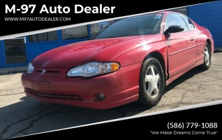 1997 chevrolet monte carlo owners manua