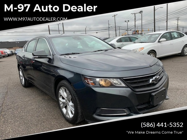 2014 Chevrolet Impala in Roseville, MI
