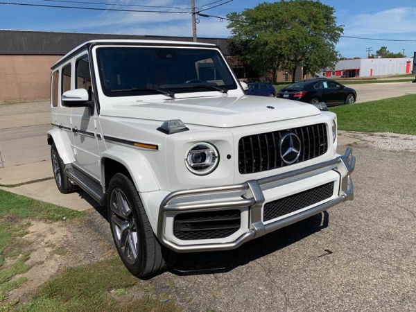 2019 Mercedes-Benz G