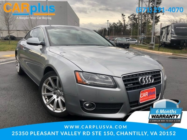 2011 Audi A5 in Chantilly, VA