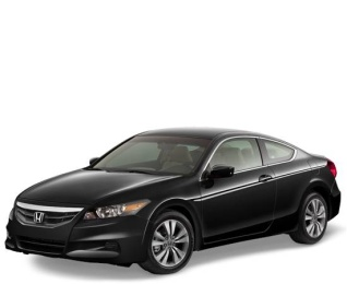2011 Honda Accord EX L V6 Coupe Automatic