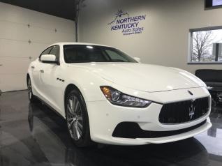 Maserati Q4 Price >> Used Maserati Ghiblis For Sale Truecar