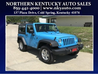 Used 2017 Jeep Wrangler Sport For Sale In Highland Heights, KY