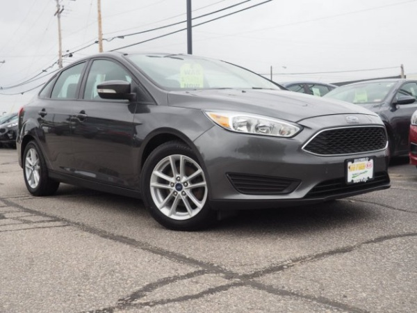 2017 Ford Focus in Concord, NH