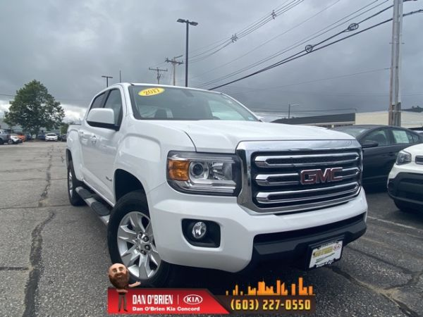 2017 GMC Canyon in Concord, NH