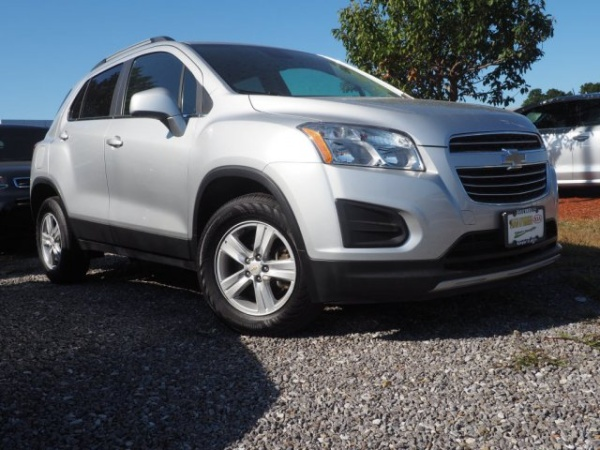 2016 Chevrolet Trax in Concord, NH