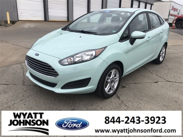 2018 Ford Fiesta in Nashville, TN
