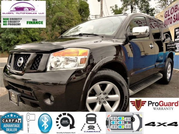 2011 Nissan Armada in Baltimore, MD
