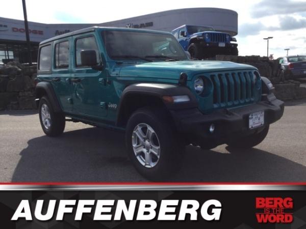 2020 Jeep Wrangler in O'Fallon, IL