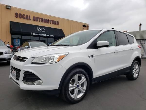 2016 Ford Escape in Costa Mesa, CA