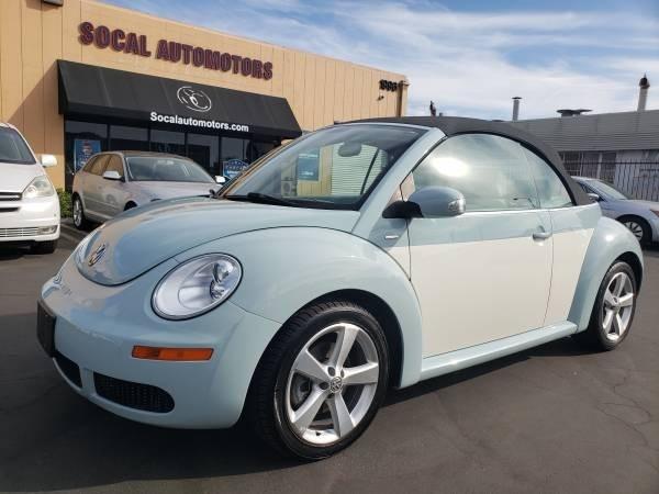 2010 Volkswagen New Beetle in Costa Mesa, CA