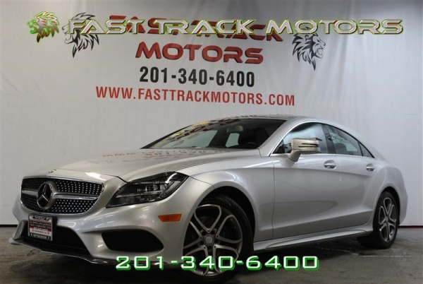2015 Mercedes-Benz CLS in Paterson, NJ