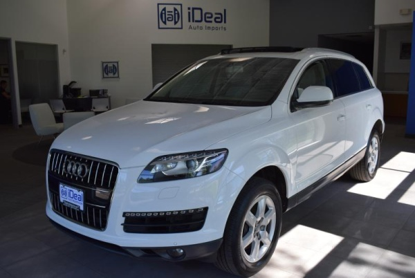 used audi q7 for sale in minneapolis mn u s news world report. Black Bedroom Furniture Sets. Home Design Ideas