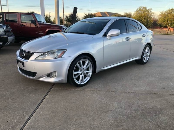 2006 Lexus IS IS 250