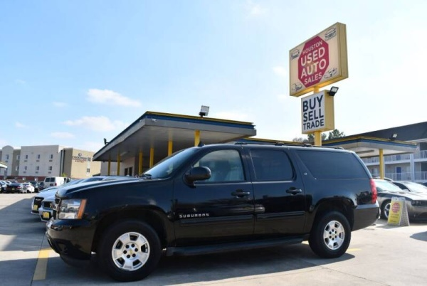 2012 Chevrolet Suburban in Houston, TX