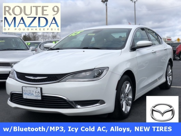 Used Cars Leominster Ma >> Used Chrysler 200 for Sale in Hartford, CT | U.S. News & World Report