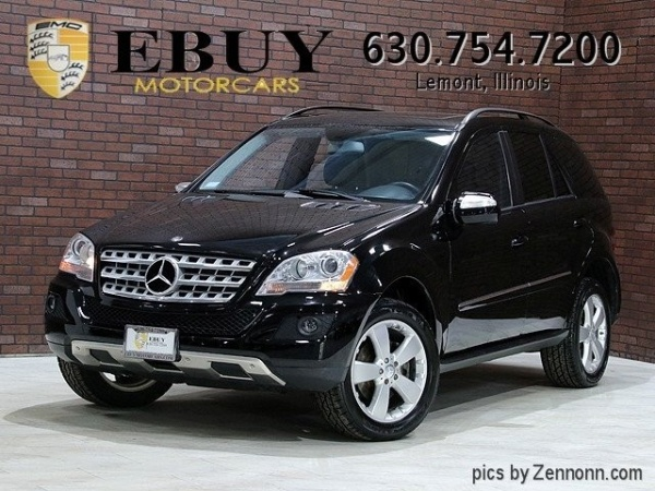2009 Mercedes-Benz M-Class in Lemont, IL