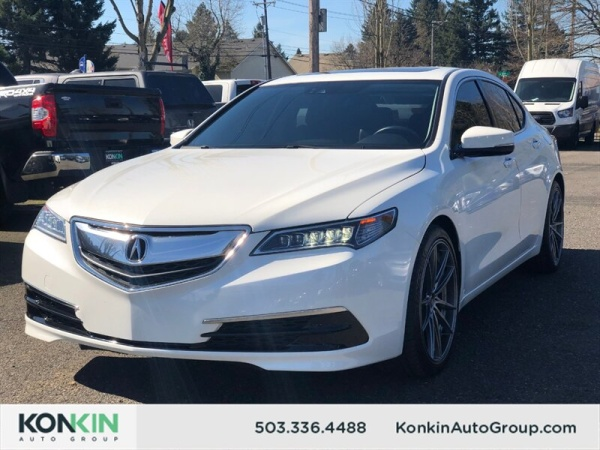 2017 Acura TLX in Portland, OR