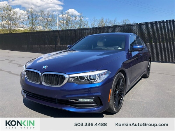 2018 BMW 5 Series in Portland, OR