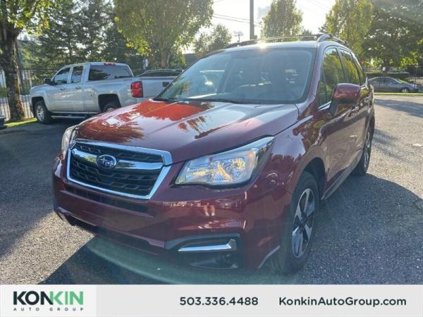 2017 Subaru Forester in Portland, OR
