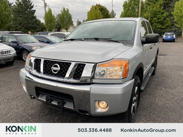 2015 Nissan Titan in Portland, OR