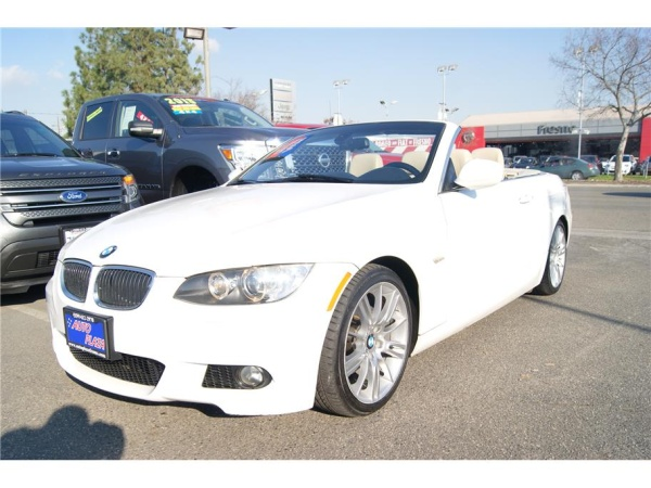 2010 Bmw 3 Series 328i Convertible Sulev