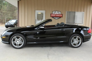 Used 2006 Mercedes Benz SL 5.0L Roadster For Sale In Mobile, AL