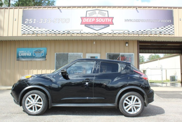 2015 Nissan JUKE in Mobile, AL
