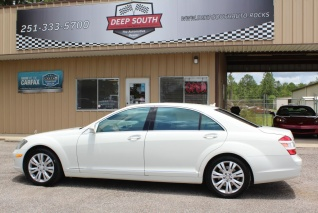 Used 2009 Mercedes Benz S Class S 550 4MATIC Sedan For Sale In Mobile