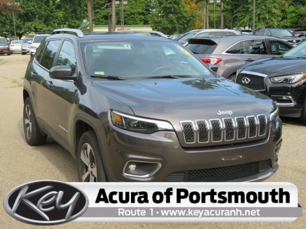 2019 Jeep Cherokee in Portsmouth, NH