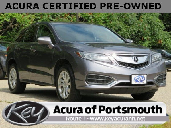 2017 Acura RDX in Portsmouth, NH