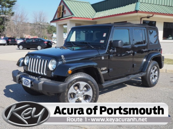 2016 Jeep Wrangler in Portsmouth, NH