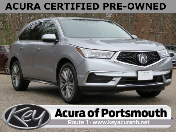2017 Acura MDX in Portsmouth, NH