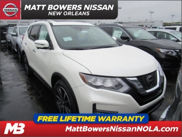Nissan New Orleans >> 2019 Nissan Rogue Sl Awd For Sale In New Orleans La Truecar