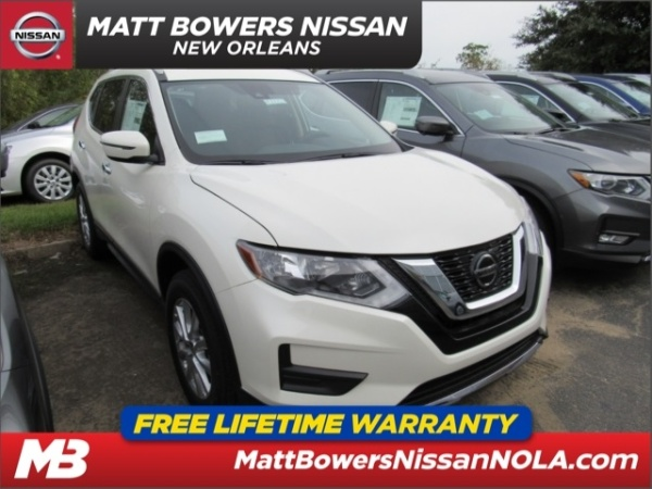 Nissan New Orleans >> 2019 Nissan Rogue Sv Fwd Alt For Sale In New Orleans La